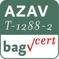 Abbildung der Zertifikatsmarke
