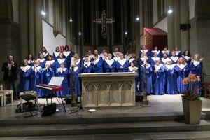 Chor in der Münsterkirche
