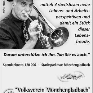 Walter Maaßen unterstützt die Testimonial Kampagne.
