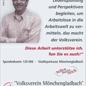 Fritz Otten unterstützt die Testimonial Kampagne.