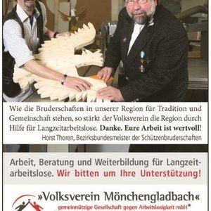 """Horst Thoren und Jörg Oellers unterstützen die Kampagne """"Danke, Deine Arbeit ist wertvoll."""""""